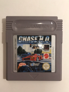 chase hq ITA nintendo game boy