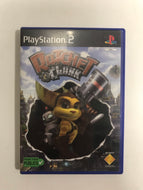Ratchet clank PAL Sony PS2 avec notice