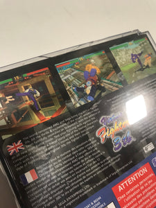Virtua fighter 3 sega dreamcast avec notice