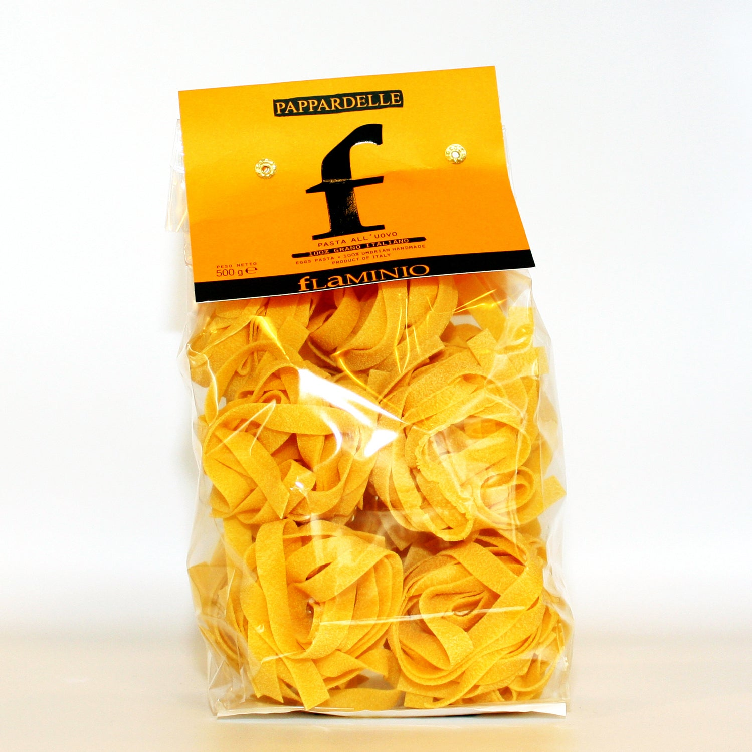 Pappardelle Flaminio all'uovo 500 gr.