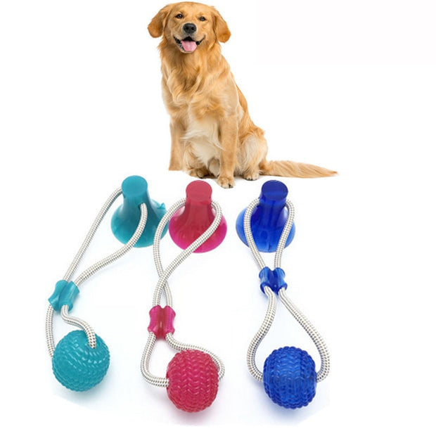 Dog Suction Toy