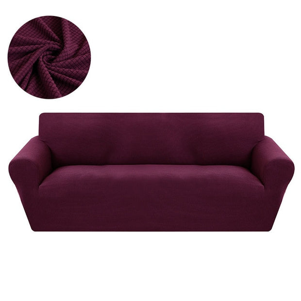 Soft Stretch Sofa Cover
