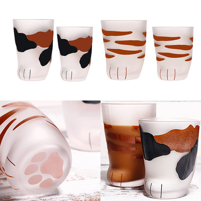 Cat Paw Glass