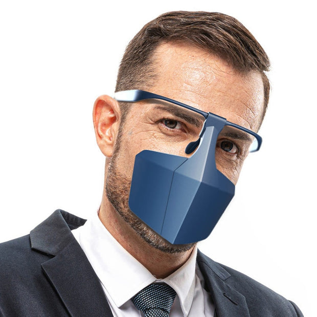Reusable Face Protection Mask