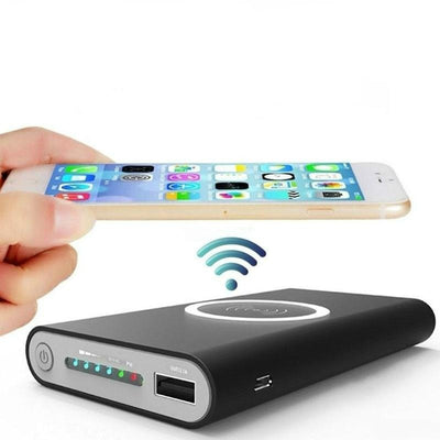 Built-in Wireless Charger Powerbank
