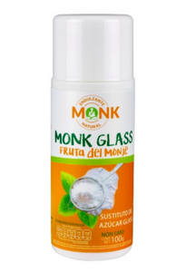 Monk Glass: Fruta del Monje Sustituto Azúcar Glass 100 g.