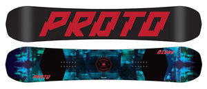 Shop The Never Summer Proto Type II Snowboard