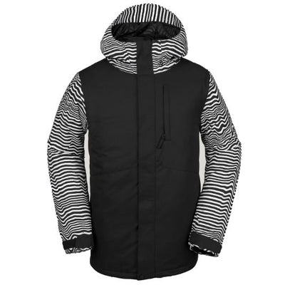 Volcom  17Forty Insulated Jacket ( BKS)