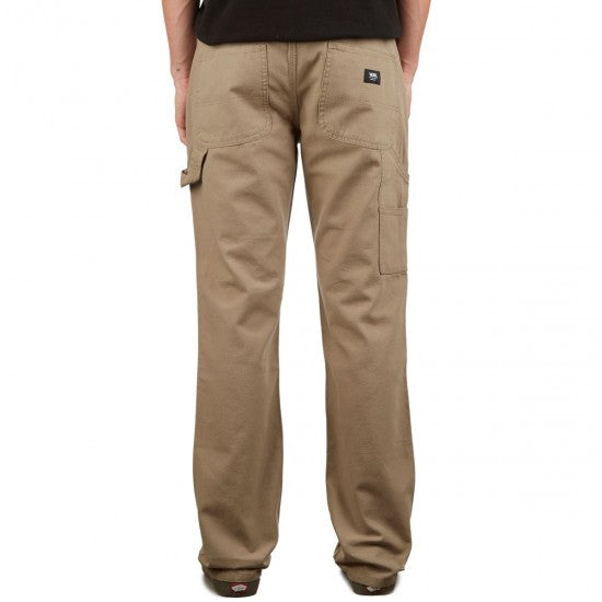 Vans Hardware Double Knee Pant (Military Khaki)
