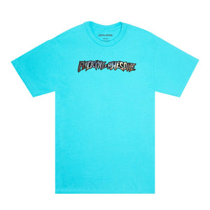 Fucking Awesome Extinction T-Shirt (Lagoon Blue)