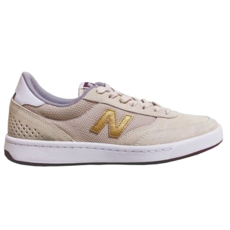 New Balance 440 (White / Gold / Red)