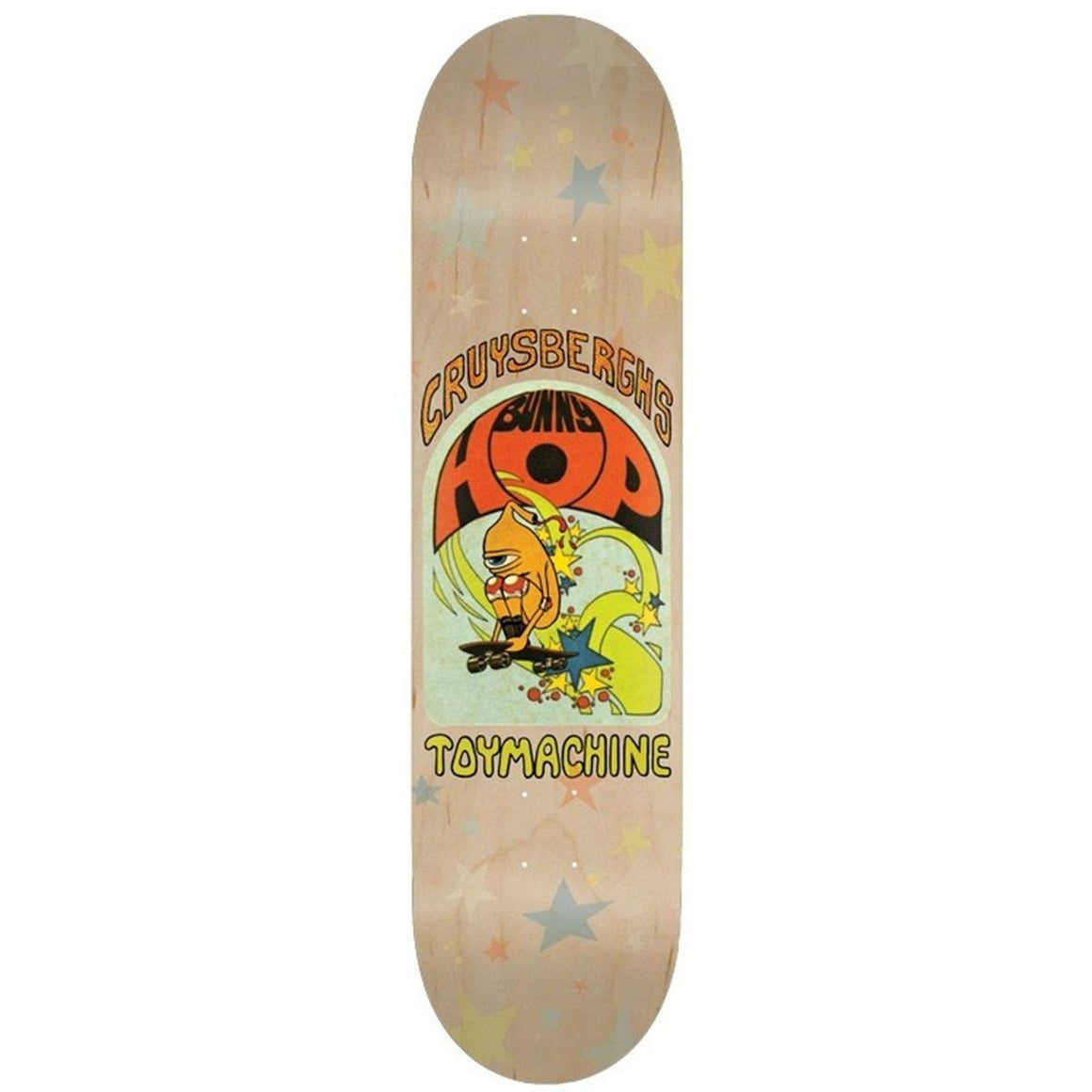 Toy Machine Axel Bunny Hop Deck (8.0)