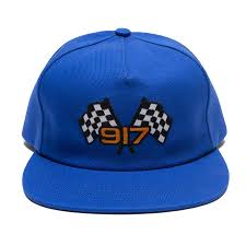 Call Me 917 Speedway Hat (Navy)