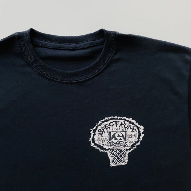 Spectrum Bill McRight #Hoopdream L/S Tee (Black)