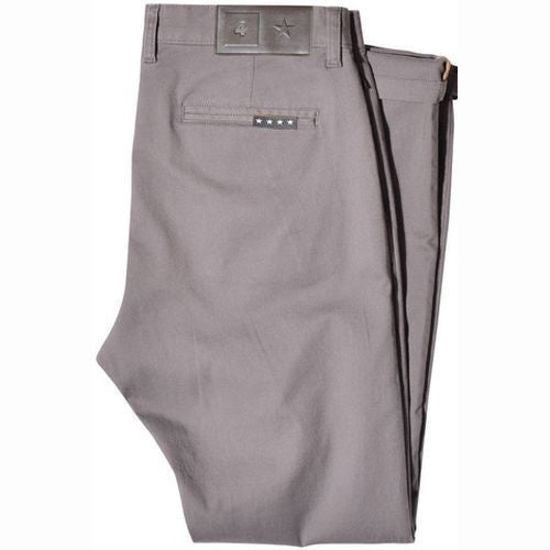 Fourstar Carroll Twill (Grey)