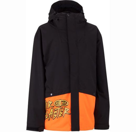 Airblaster Javier Jacket (Safety Orange/Black)