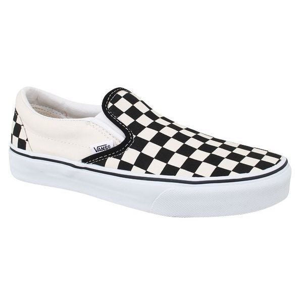 Vans Slip On Checkerboard blk/wht