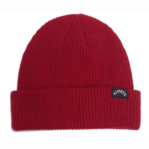 Kinetic Beanie (Red)
