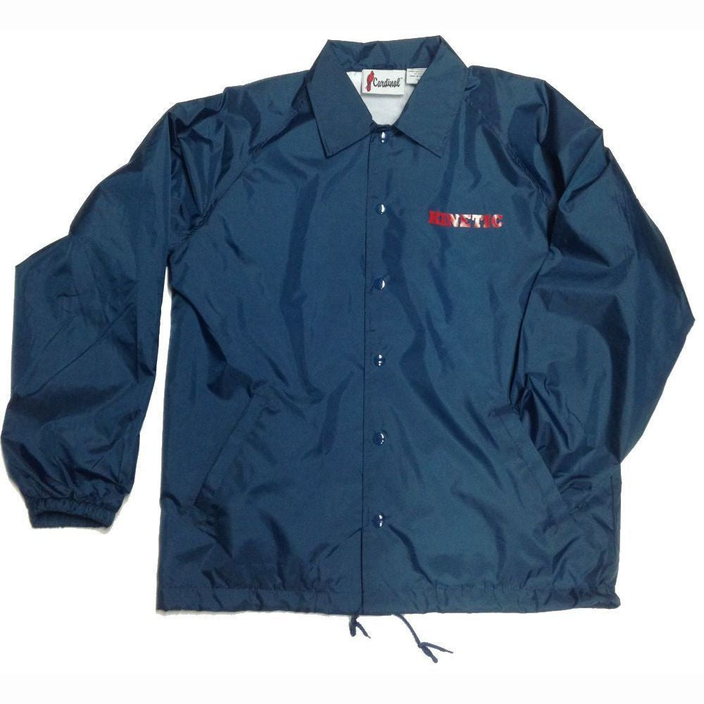 Kinetic Start Today Windbreaker (Navy)