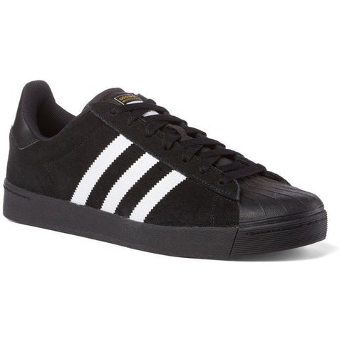 Adidas Superstar Vulc ADV (Black/White/Black)