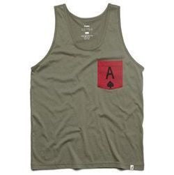 Altamont Spades Pocket Tank (Safari)