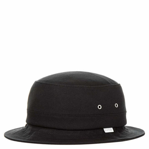 Huf Washed Twill Bucket (Black)