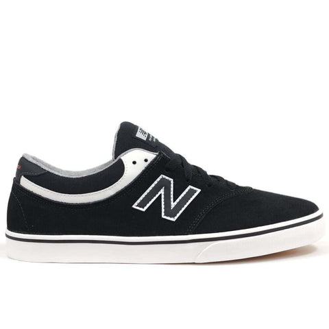 New Balance # Quincy 254 (Black/White)