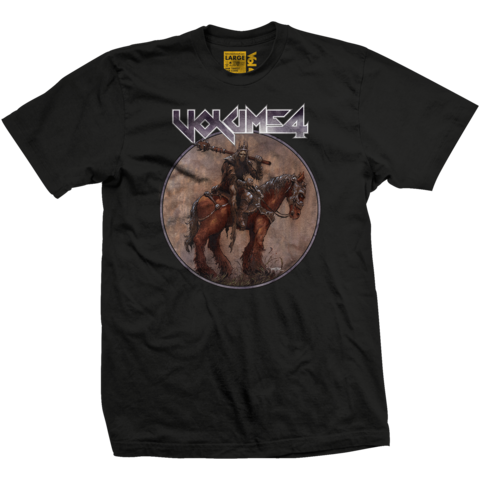 Vol. 4 Horseman T-Shirt (Black)