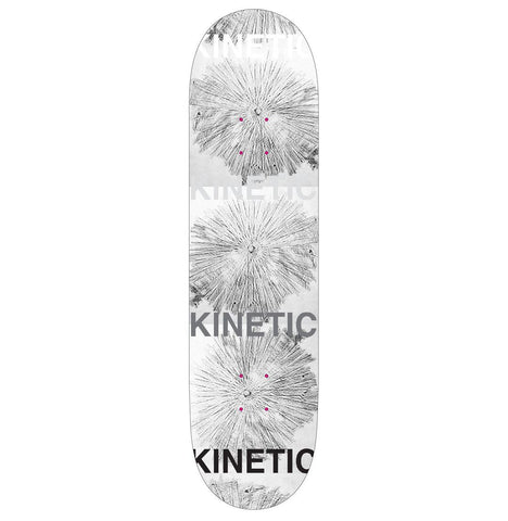 Kinetic Chris Duncan Rubbing Deck 8.25