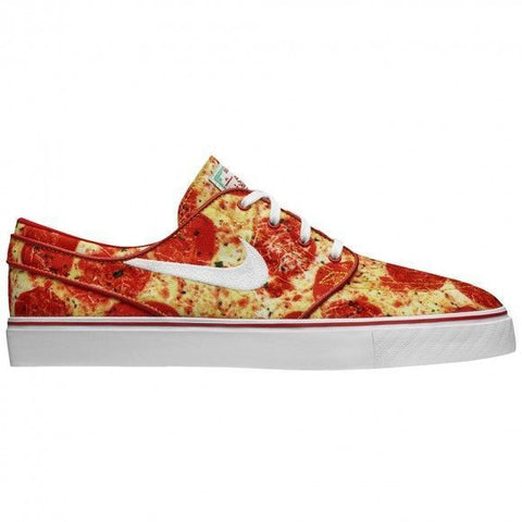 Nike SB Zoom Stefan Janoski QS (UniversityRed/White/Multi)