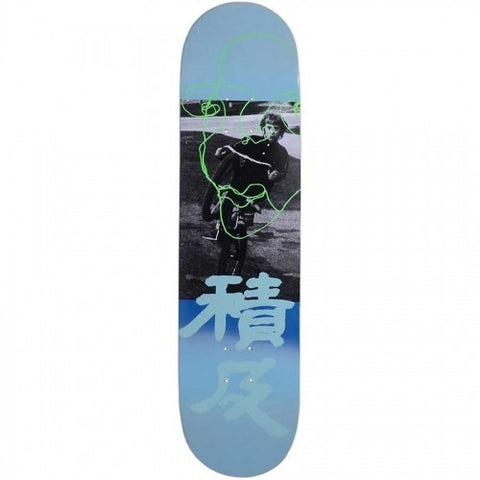 Quasi Johnson Untitled Deck (Blue) 8