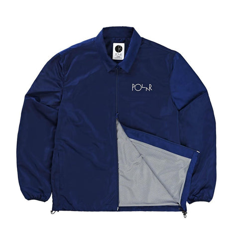 Polar Coach Jacket (Navy)