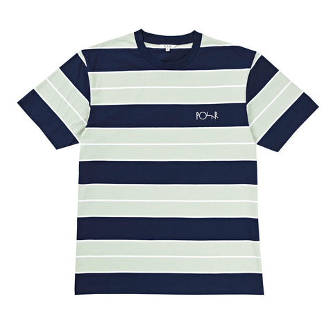 Polar Dane Tee (Navy/Mint)