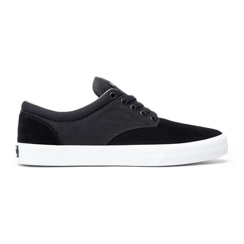 Supra Chino (Black/White)