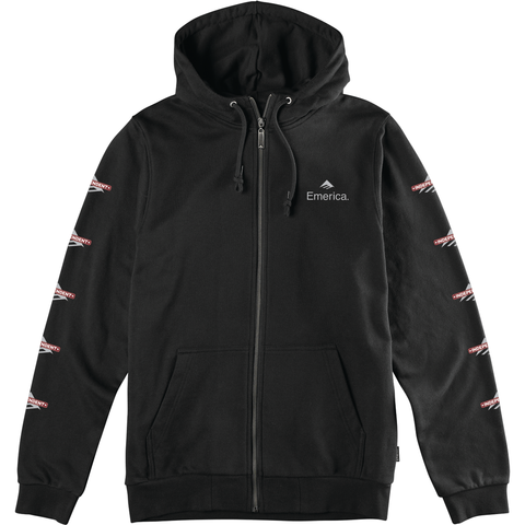 Emerica Indy Fleece (Black)