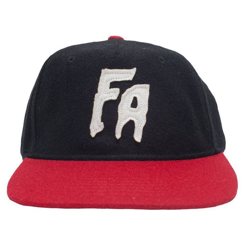 Fucking Awesome Classic FA Hat (Black/Red)