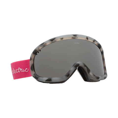 Electric Charger-W Goggle Pink Tort