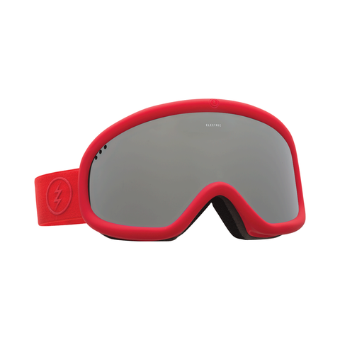 Electric Charger Goggle Red