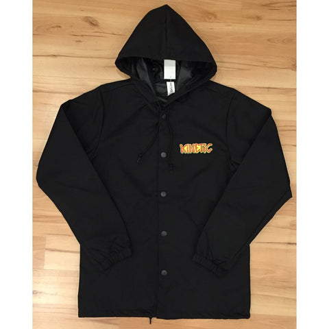 Kinetic Banned In DE Jacket (Black)