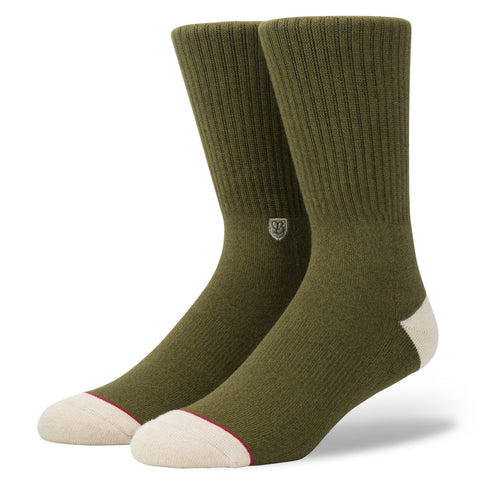 Stance Surplus Sock (Army)