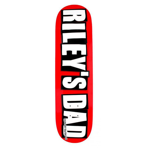 Birdhouse Rileys Dad Deck 8.5