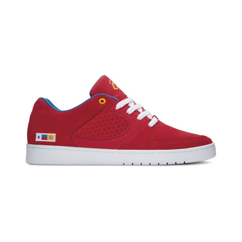 eS Accel Slim (Red/Blue/White)