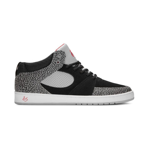 eS Accel Slim Mid (Black/Grey)