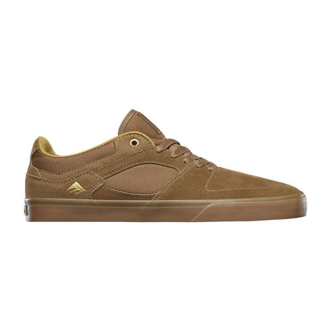 Emerica The Hsu Low Vulc (Brown/Gum)