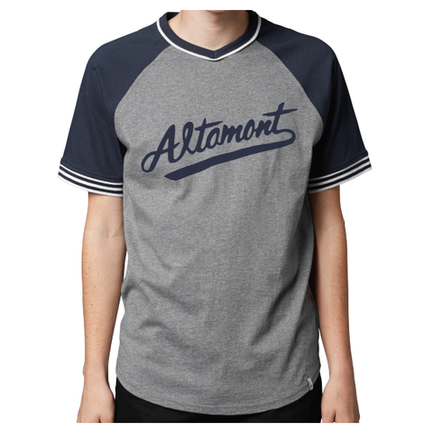 Altamont Kennett Jersey (Grey/Navy)