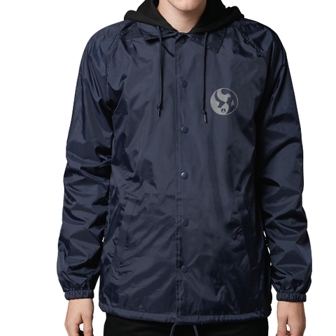 Altamont Bench Warmer Jacket (Navy)