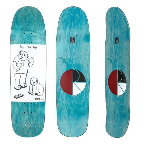 Polar Rodrigues Two Fine Boys Deck KEV1