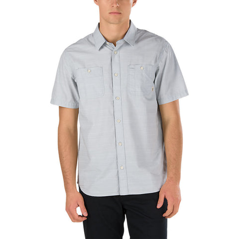 Vans Guilder IV Button Up S/S (Quarry)