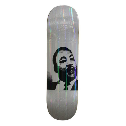 Fucking Awesome MLK Iridescent Deck (8.5)