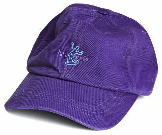 Polar Wavy Skater Cap (Purple)